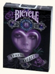 "Karty Bicycle ""Anne Stokes: Dark hearts"""