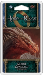 Lord of the Rings LCG Mount Gundabad