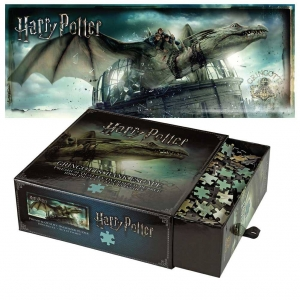 Harry Potter Puzzle 1000 el. Gringotts Bank Escape