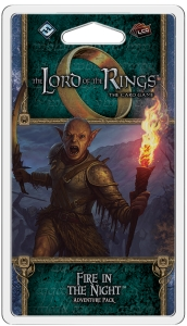 Lord of the Rings LCG Fire in the Night