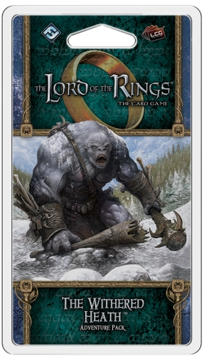 FFG - Lord of the Rings LCG: The Withered Heath - EN